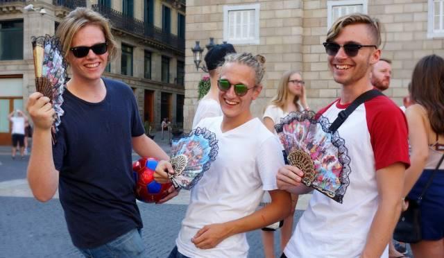 studenti_střední_španělsko
