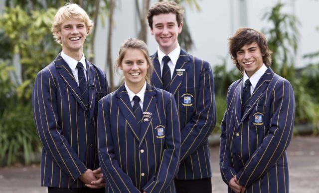 střední škola nový zéland