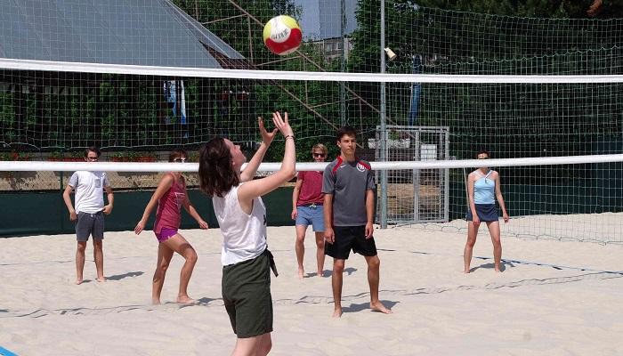 beach volejbal - tutuki