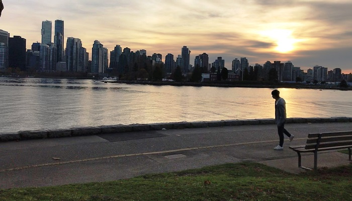 zážitky z pobytu v kanadě honza